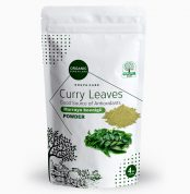 Curry Leaves Powder 4oz Front